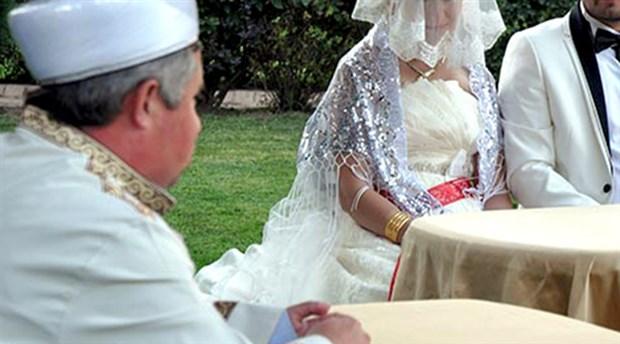 Diyanet'ten müftü nikahı genelgesi: Dua okunacak