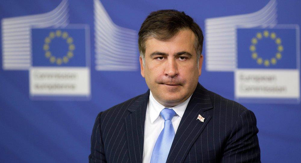 Ukrayna Mihail Saakaşvili'nin 2021'ye kadar ülkeye girişini yasakladı