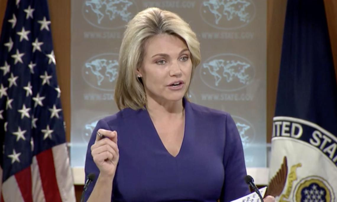 ABD'den'Suriye Gelecek Partisi' açıklaması