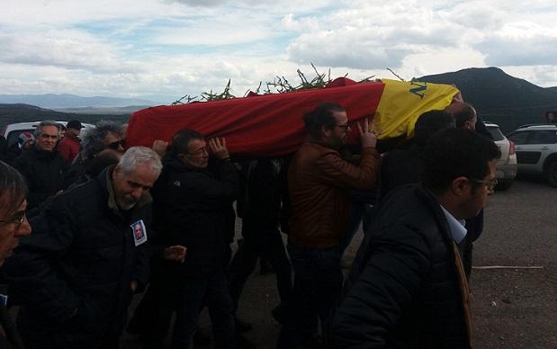 Tarihsel TKP üyesi Osman Nuri Gülder sonsuzluğa uğurlandı