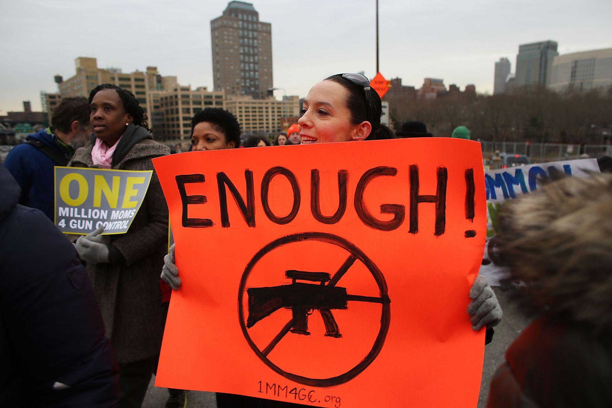 ABD'de bireysel silahlanma karşıtı kampanyalar artıyor