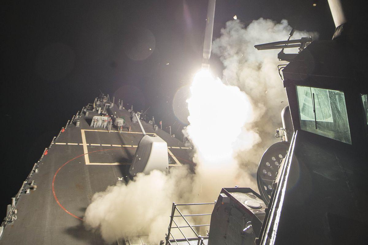 İddia: ABD Suriye'ye karşı yeniden askeri harekat düzenleyebilir