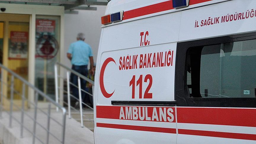 Acil serviste dehşet: Doktor, temizlik görevlisini vurdu