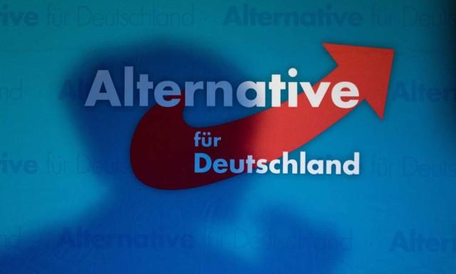 Almanya'da faşist parti ikinci sıraya yükseldi!