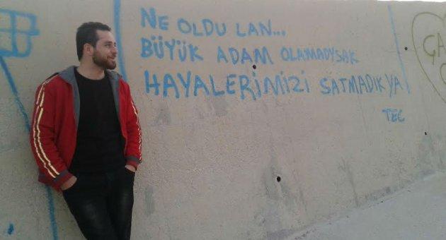 Gezi direnişi sırasında hayatını kaybeden Ahmet Atakan anıldı