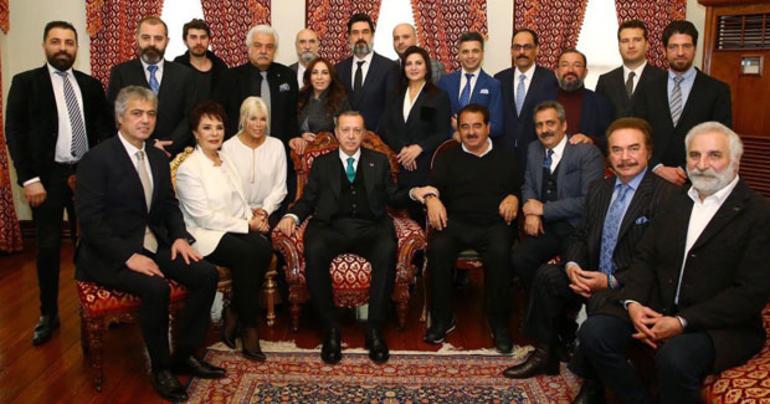 Erdoğan'a doğum günü ziyaretinde 'sürpriz' yok