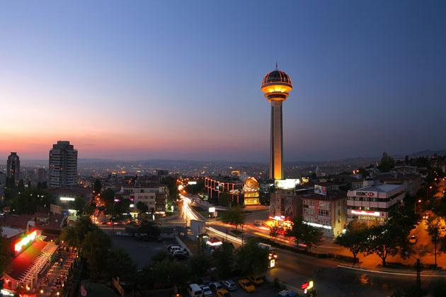 Ankara'daki patlama sesinin nedeni belli oldu