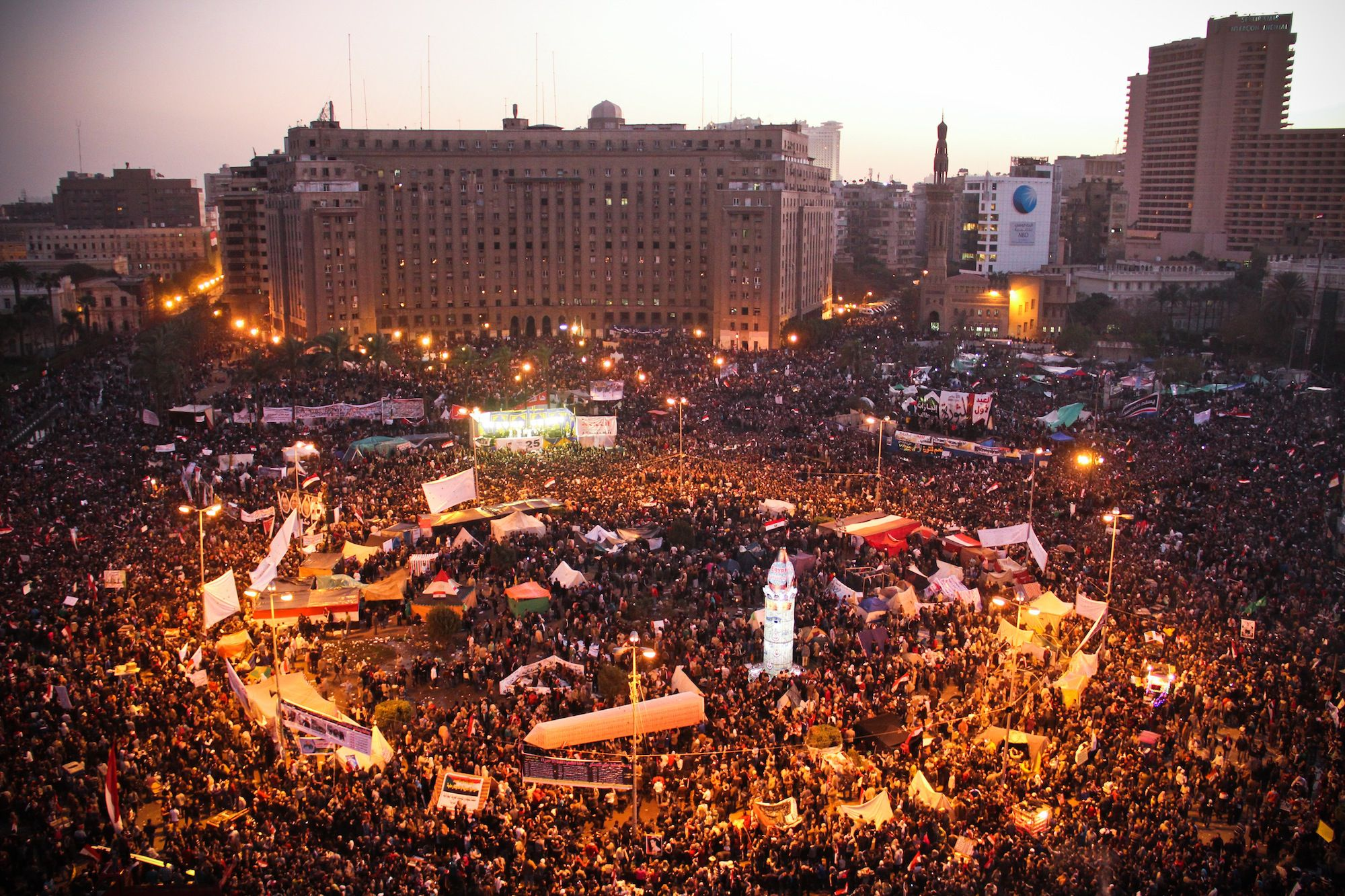 PUSULA | Emperyalizmin kışa dönen baharı