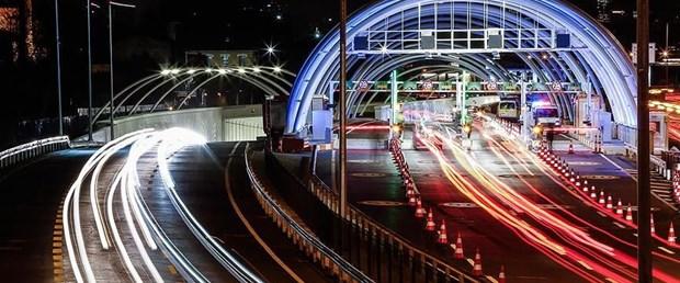 Avrasya Tüneli geçiş ücreti yine değişti