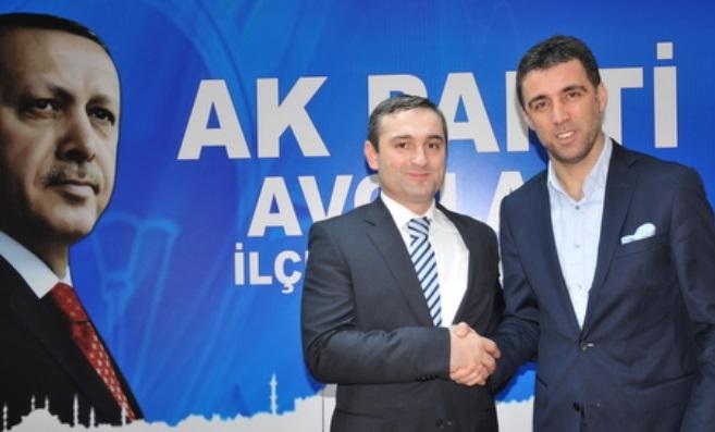 İşte AKP'nin İstanbul'daki yeni başkanı