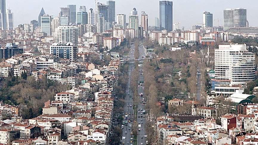 Beşiktaş'taki Jandarma Dikimevi arazisi imara açılıyor