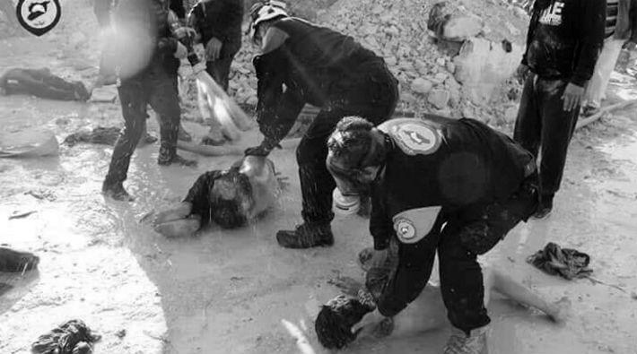 Rusya'dan önemli açıklama: El Nusra ve Beyaz Baretliler provokasyona hazırlanıyor