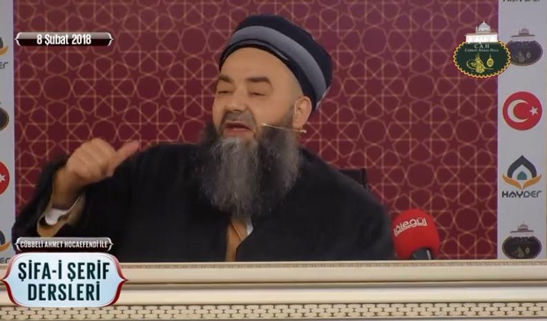 Cübbeli Ahmet: Beni Allah yönlendiriyor
