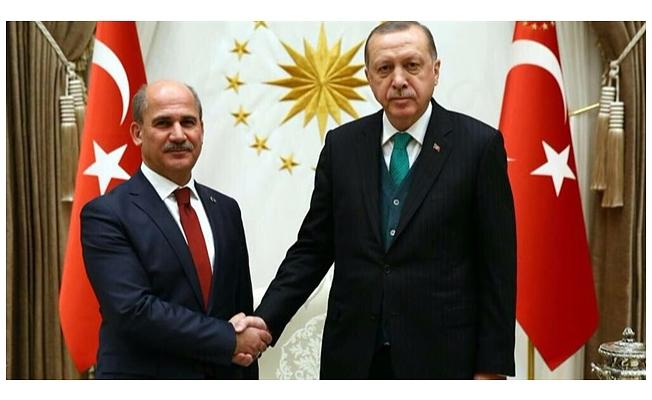 AKP'nin Çorum Belediyesi adayı belli oldu