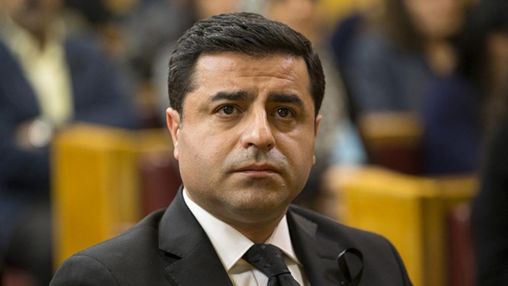 Demirtaş ceza alırsa HDP'nin ikinci adayı belli