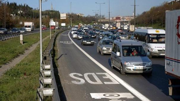 Emniyet'ten sürücülere EDS uyarısı