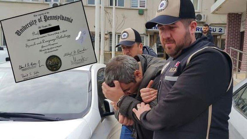 'Lise mezunu profesör' serbest bırakıldı, itirazla yeniden gözaltına alınıp tutuklandı