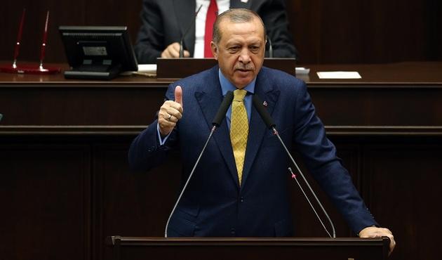 Erdoğan, AKP grup toplantısındaki konuşmasını iptal etti