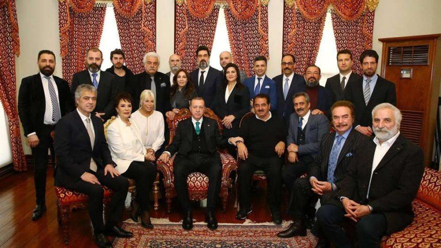Saray'ın'ünlüler'i doğum günü ziyaretinde neler konuştukları anlattı