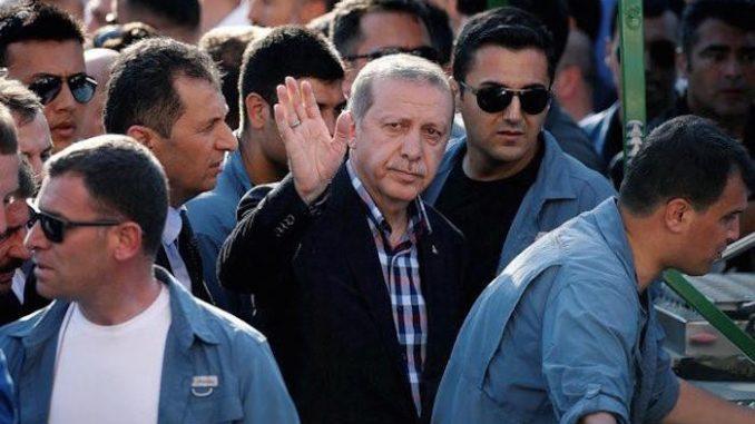 Erdoğan'ı Vatikan'da 3500 kişi koruyacak