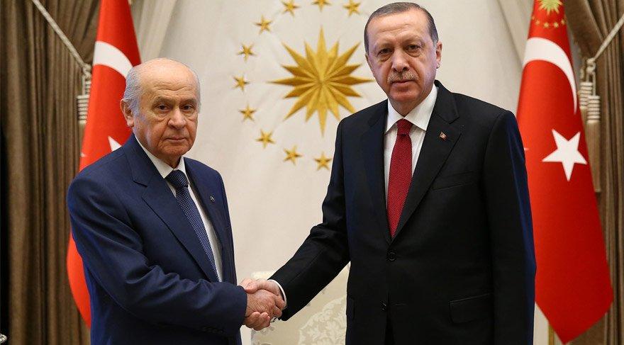 AKP ve MHP ittifak konusunda uzlaştı