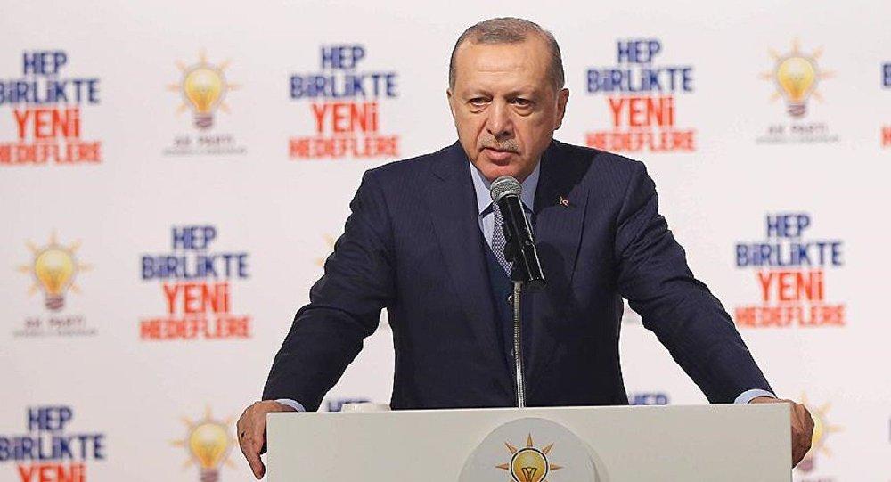 AKP sıralarından Erdoğan'a: Ecevit seninle gurur duyuyor