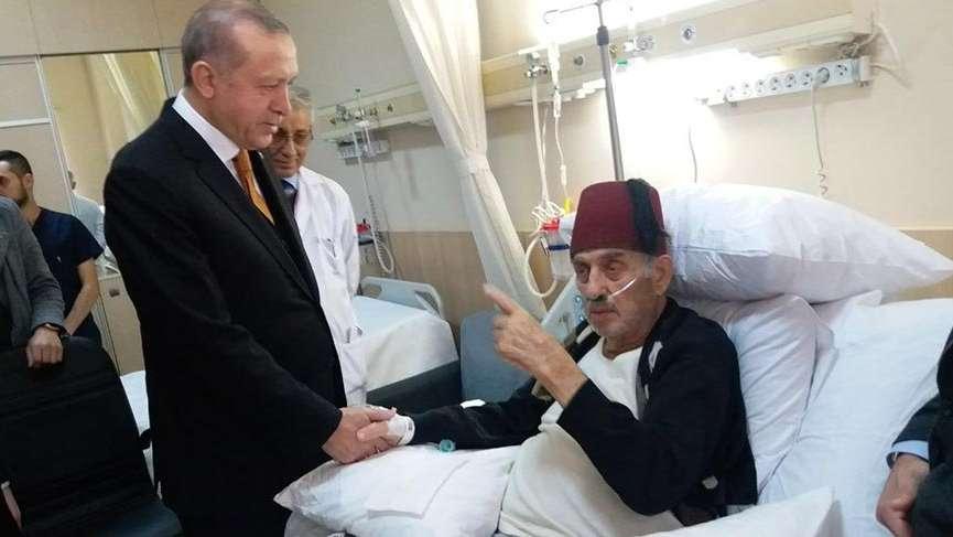 Mısıroğlu göz yumdu, Erdoğan başkan oldu