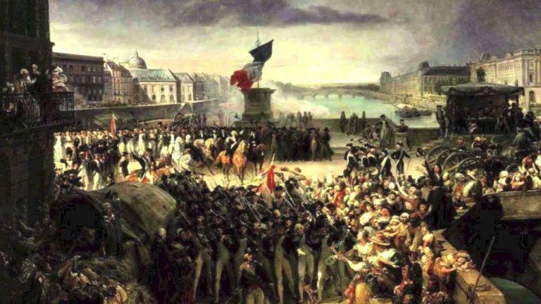 Hafıza-i Beşer | 22 Şubat 1848: 1848 Devrimleri Paris'teki işçi ayaklanmasıyla başladı