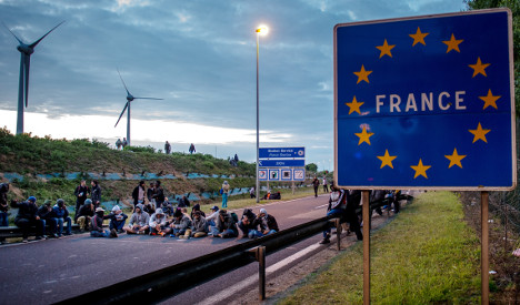 Fransa'da yeni sığınmacı yasa tasarısı