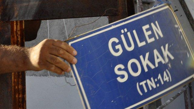 Ankara'da 'Gülen' isimli 7 cadde ve sokağın adı değiştirildi