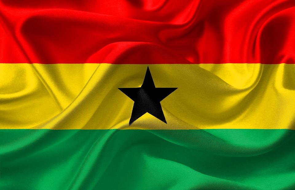 Savcılık Gana bayrağını PKK bayrağı olarak kabul etti