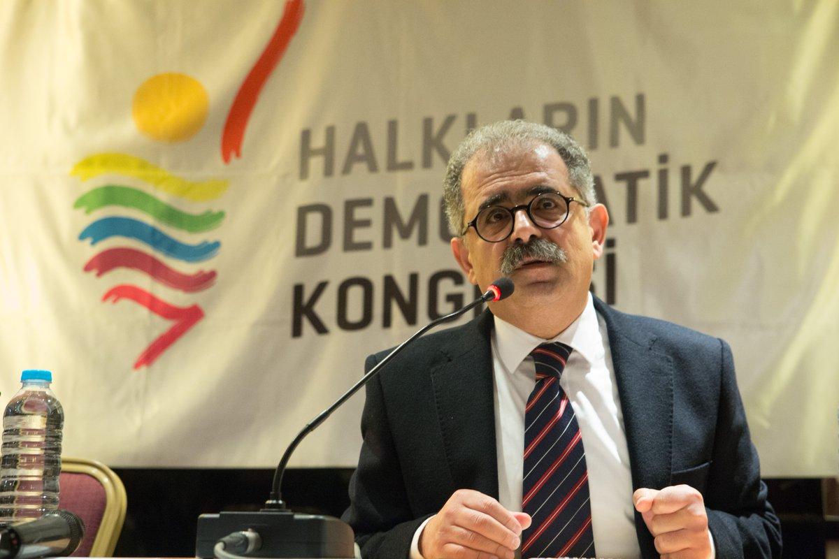 Kongre öncesi HDK yöneticilerine gözaltı
