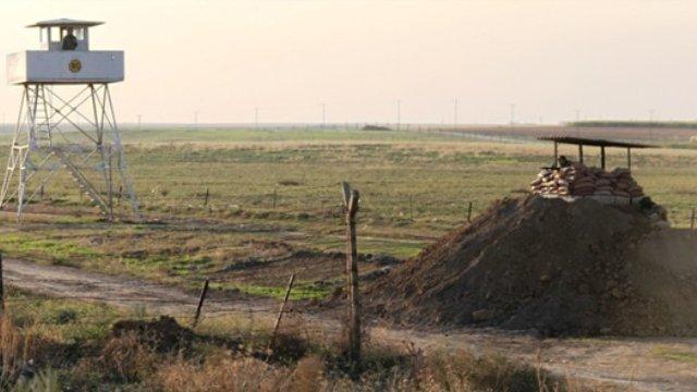 Hatay'da sınır karakoluna havanlı saldırı
