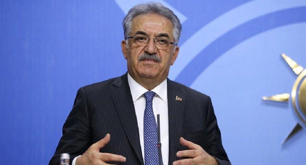 AKP Genel Başkan Yardımcısı Yazıcı'dan'100 bin imza ile adaylık' açıklaması