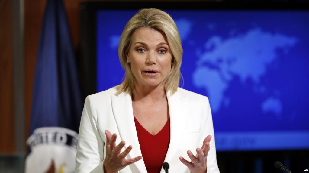 ABD Dışişleri Sözcüsü: Suriye'den çekilme politikamızdan haberdar değilim
