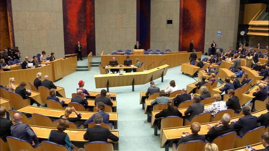 Hollanda parlamentosunda