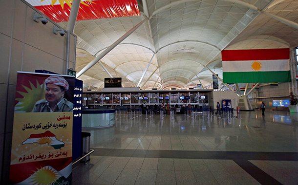 IKBY'ye uçuş yasağı kaldırıldı