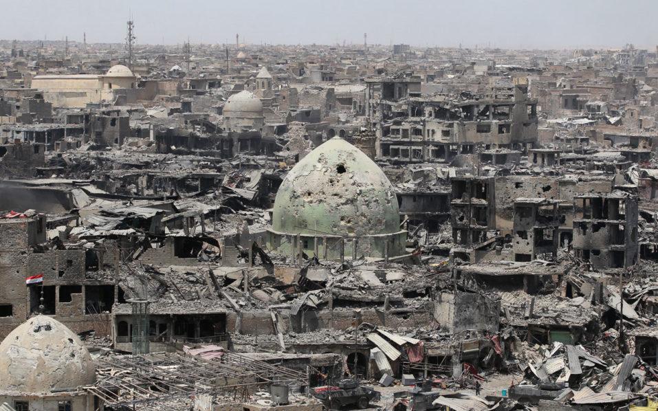IŞİD'in Irak'a bedeli: 88 milyar dolar