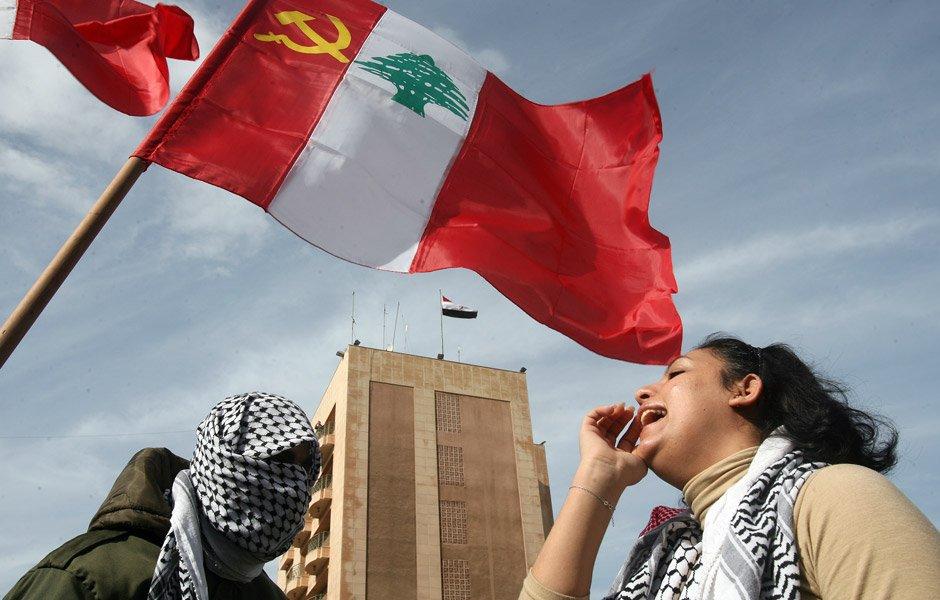 ÇEVİRİ | Lübnan Komünist Partisi MK üyesi: PKK'ye çağrı yaptık, Suriye'deki Amerikan üsleri kapatılmalı