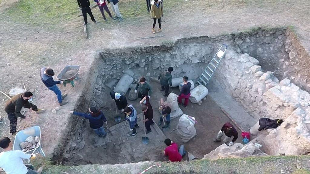 Anadolu'nun en erken kiliselerinden biri ortaya çıkarıldı
