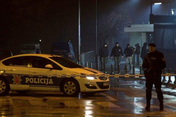 Karadağ'da ABD Büyükelçiliği'ne bombalı saldırı