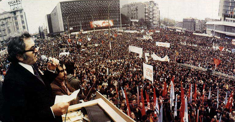 Komünistlerden Kemal Türkler anmasına çağrı