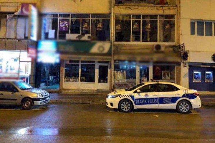 Ankara'da HDP binasına ateş açıldı