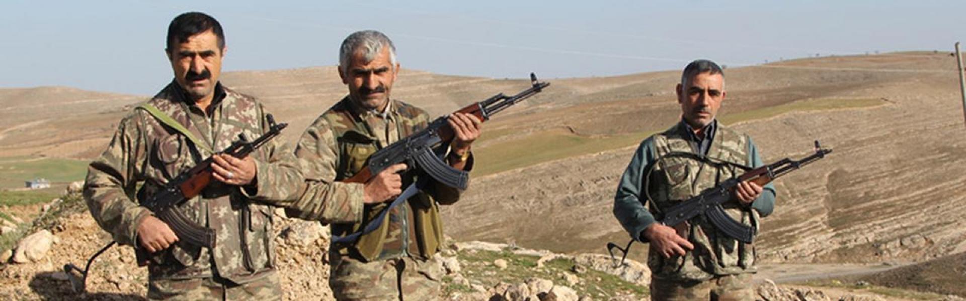 300 liraya Afrin'de savaşacak korucu aranıyor
