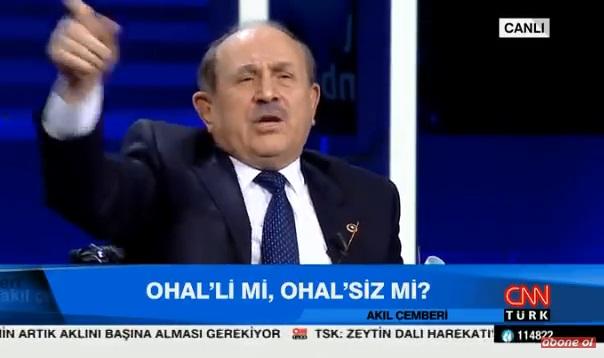 VİDEO | Burhan Kuzu mağdur: O komünist çete beni 12 sene profesör yapmadı
