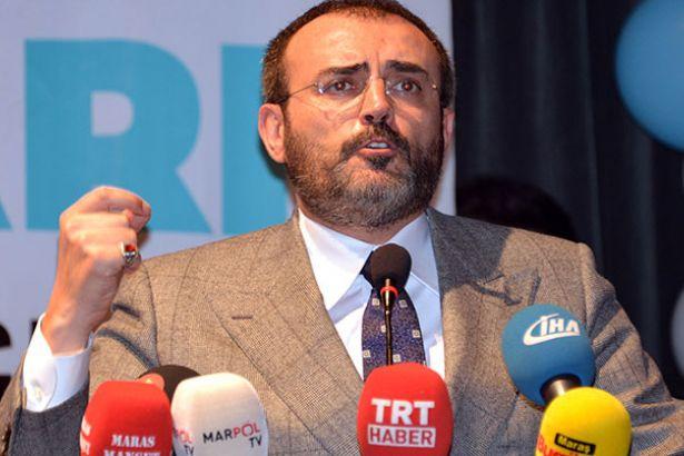 AKP Sözcüsü Mahir Ünal: Münbiç'e de gireceğiz Allah'ın izniyle