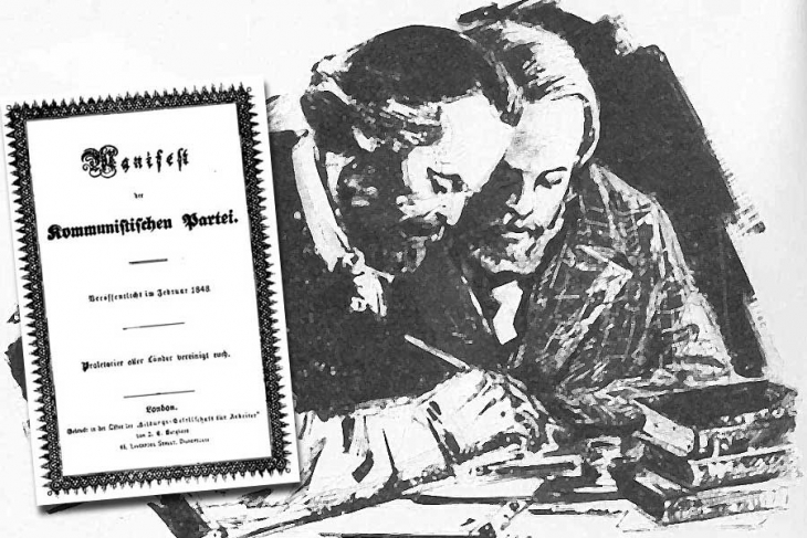 Hafıza-i Beşer | 21 Şubat 1848: Komünist Parti Manifestosu yayınlandı