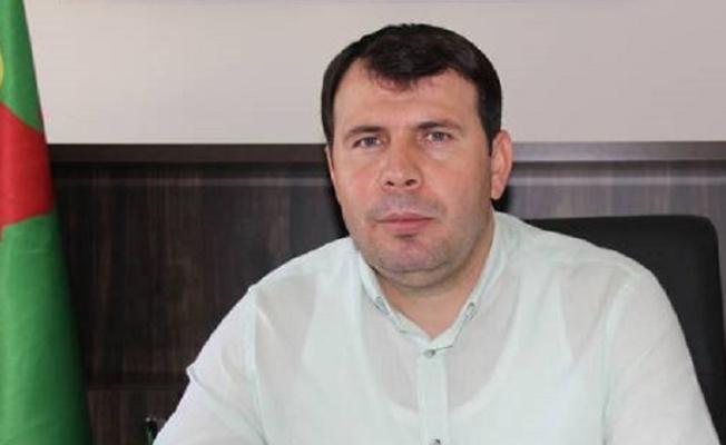 DBP Eş Genel Başkanı Arslan gözaltına alındı