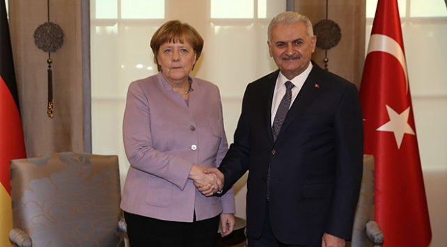 Bir Alman vatandaşı daha serbest bırakıldı