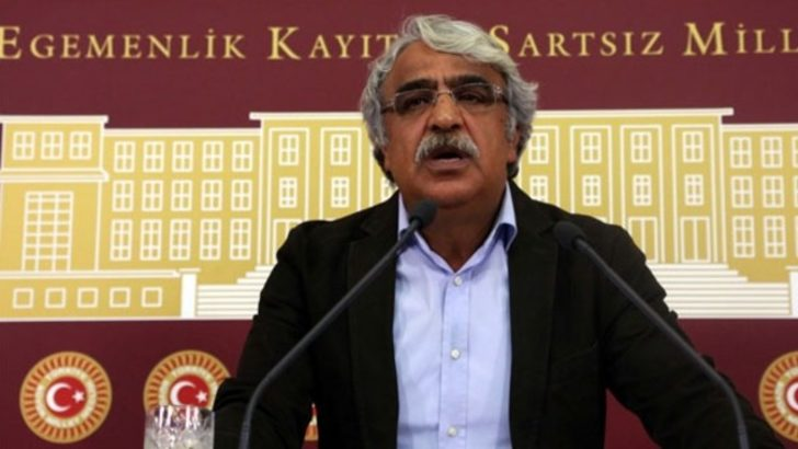 HDP'li Mithat Sancar: İkinci turda İnce'yi destekleriz